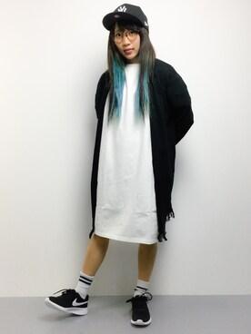 ZOZOTOWN|椎名成美さんの(PAMEO POSE|パメオポーズ)を使ったコーディネート
