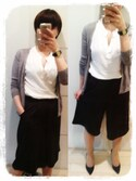 「UNIQLO Blouses(Uniqlo)」 using this nisorachi looks