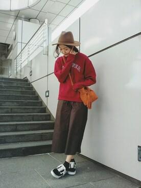MILKFED. 名古屋|伊藤有希さんのコーディネート