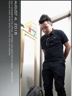 nori-kussunさんの(Cote&Ciel|コートエシエル)を使ったコーディネート