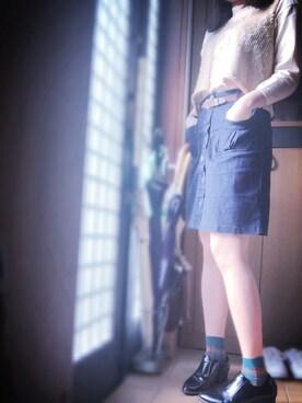 紫乃さんの(Kastane|カスタネ)を使ったコーディネート