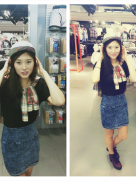 (FOREVER 21) using this 레사♡ looks