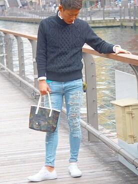 kaito(17)さんの(GENTIL BANDIT|ジャンティバンティ)を使ったコーディネート