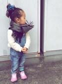 「Happy Socks Argyle Socks (2-Pack) (Toddler)(Happy Socks)」 using this himarina looks