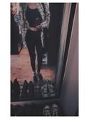 吴大冷さんの「Black Joni Jeans L32