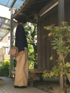 fufufuさんの(THE SHINZONE|ザ シンゾーン)を使ったコーディネート