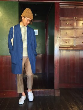 PRESENCE SETAGAYA|Yukiさんの(STUDIOUS|ステュディオス)を使ったコーディネート