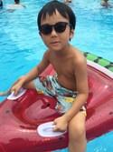 「STELLA MCCARTNEY KIDS Swimming trunks(Stella McCartney)」 using this ONOK looks