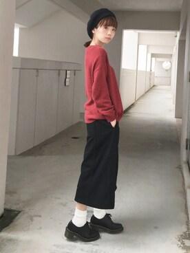 浅倉 まいさんの(CA4LA|カシラ)を使ったコーディネート