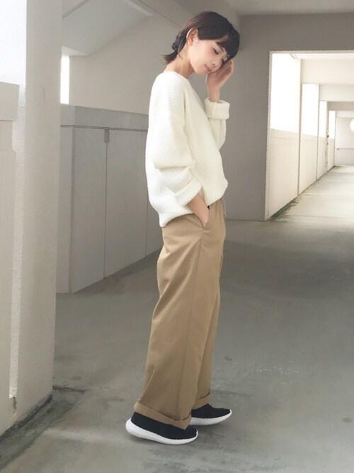 ナチュラルファッションコーデ10選|おすすめブランド5選