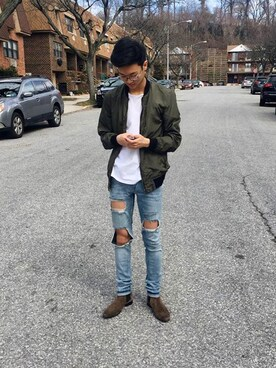(FOREVER 21) using this sean kim looks