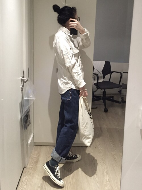 M使用(LEVI'S VINTAGE CLOTHING)的時尚穿搭