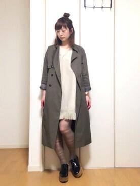 yurikoさんの(E hyphen world gallery|イーハイフンワールドギャラリー)を使ったコーディネート