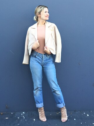 (LEVI'S VINTAGE CLOTHING) using this Karen  looks