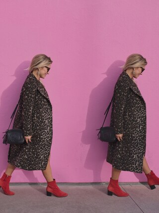 「Topshop 'Mustard' Western Boot (Women)(Topshop)」 using this Karen  looks
