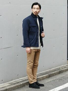 【男女別】ミリタリージャケットの種類・コーデ|M65/迷彩
