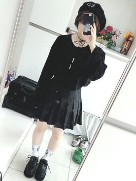 Μiyuさんの(YOSUKE|ヨースケ)を使ったコーディネート