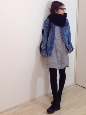 mayumiさんの(MIRROR OF Shinzone|ミラーオブシンゾーン)を使ったコーディネート