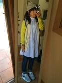 キラ☆キラさんの「★◎Basic             シャツOP★(bulle de savon ビュル デ サボン)」を使ったコーディネート