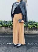 「Balenciaga Giant Golden Money Wallet, Black(Balenciaga)」 using this haku looks