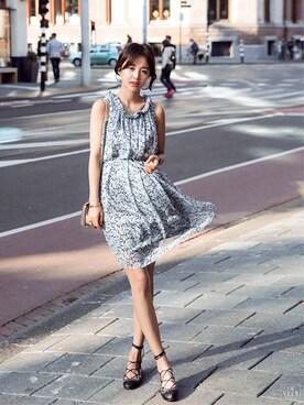 jihyun_imvelyさんの(imvely|-)を使ったコーディネート