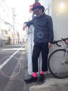 ピンクの靴下‼︎‼︎‼︎!