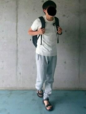 Yuukiさんの(Teva|テバ)を使ったコーディネート