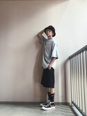 「Chino Shorts(Dickies)」 using this 凪 looks