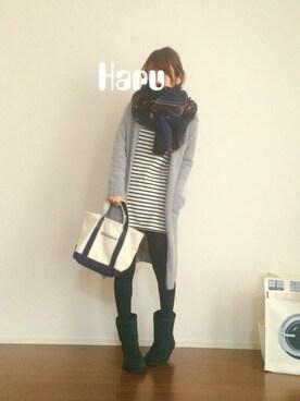 Haru☆さんの(UGG|アグ)を使ったコーディネート
