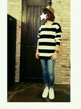 @chanさんの(jeans)を使ったコーディネート