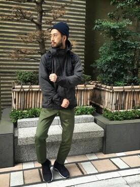 YOSHITAKA  YAMAGUCHIさんの(KLATTERMUSEN|クレッタルムーセン)を使ったコーディネート