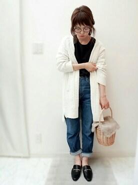 maamin♡さんの(apart by lowrys|アパートバイローリーズ)を使ったコーディネート