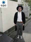 GDCTOKYO-MAH-bow-さんの「WIDE BOATER(GDC|ジーディーシー)」を使ったコーディネート