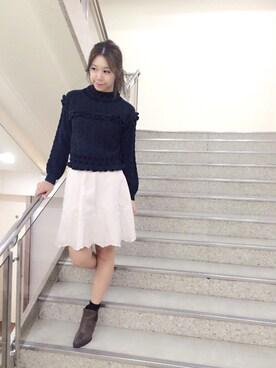 Supreme.La.La. ルミネエスト新宿 Harei Arakawaさんのコーディネート