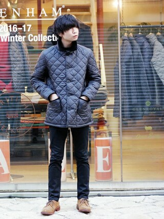 「LEXHAM/レクサム(ラブンスター)(LAVENHAM)」 using this BRITISH MADE オンラインショップ|TomokiMatsui looks