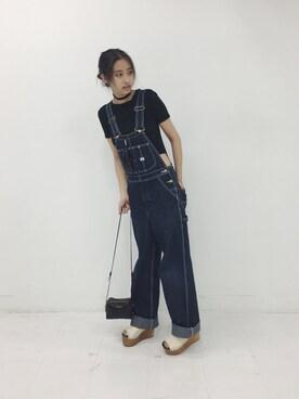 中田みのりさんの(miu miu|ミュウミュウ)を使ったコーディネート
