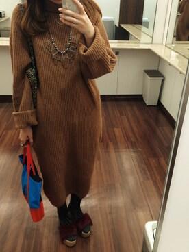 marimo is wearing G.V.G.V.
