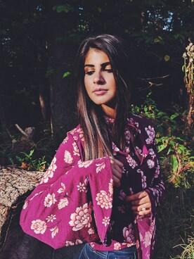 (FOREVER 21) using this Maryam  Shah looks
