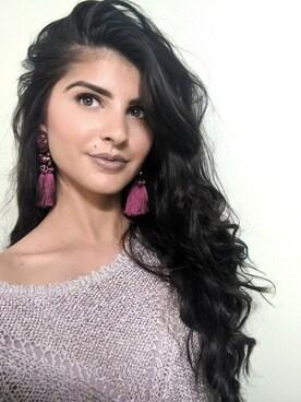 (FRANCESCA) using this Maryam  Shah looks