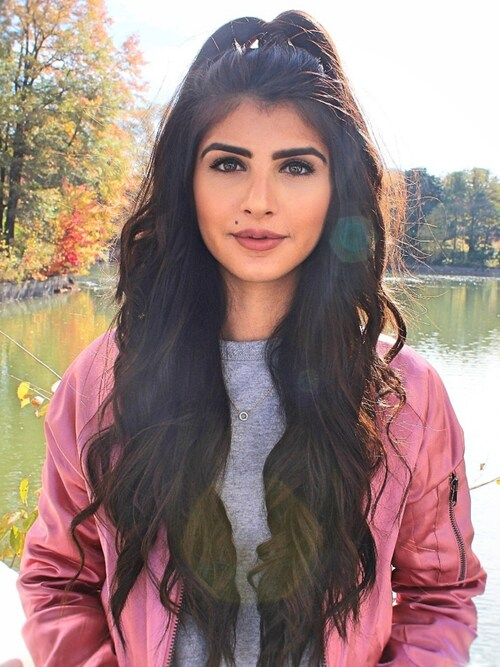 (Missguided) using this Maryam Shah looks