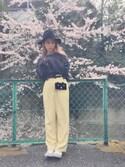 吉河唯さんの「アニマルiPhone6ケース(merry jenny|メリージェニー)」を使ったコーディネート