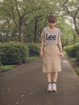 k.さんの(Lee|リー)を使ったコーディネート
