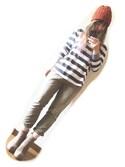 RONIさんの「NSF/ラガーシャツ(NSF|カレントエリオット)」を使ったコーディネート