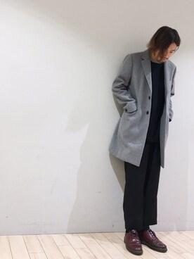 JUNRed 広島パルコ|kokiさんの(JUNRed|ジュンレッド)を使ったコーディネート
