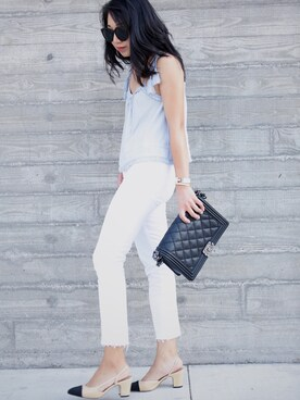 「Paige Denim Skyline Skinny(Paige Denim)」 using this Sheree looks