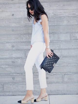 「Paige Denim Skyline Skinny(Paige Denim)」 using this Sheree looks