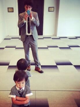 yukku105さんの(白山眼鏡|ハクサンガンキョウ)を使ったコーディネート