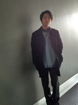 koukiさんの(ID DAILYWEAR|アイディーデイリーウェア)を使ったコーディネート