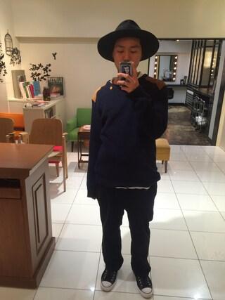 OWL|junpei shinoharaさんの(J.CREW|ジェイクルー)を使ったコーディネート
