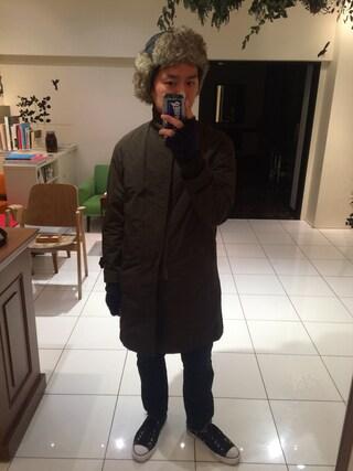 OWL|junpei shinoharaさんの(COMME des GARCONS HOMME|コムデギャルソンオム)を使ったコーディネート